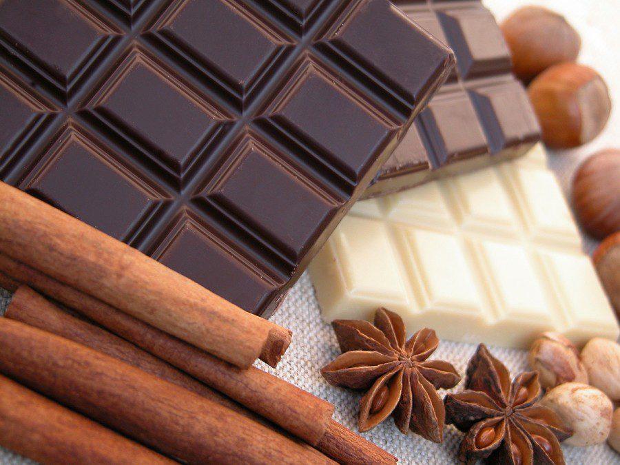 Шоколадки в домашних условиях