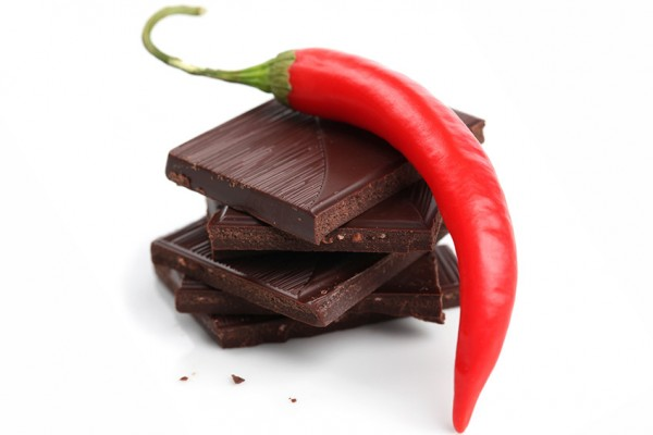 Chocolate and Peppers