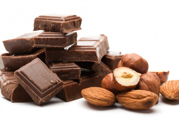 Chocolate-nuts